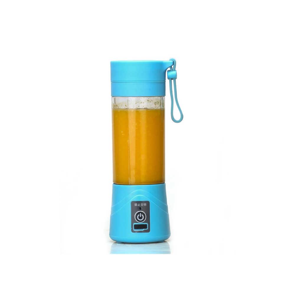 380 ml Copo de Mistura Liquidificador Espremedor De Suco Portátil Multi-função de Frutas Batido Misturador Shakes Liquidificador Mistura Jet 3