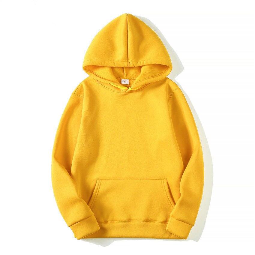 2019 New Brand Hoodie Streetwear Hip Hop Red Black Gray Pink Hooded Hoody Mens Hoodies And Sweatshirts Size S-XXXL