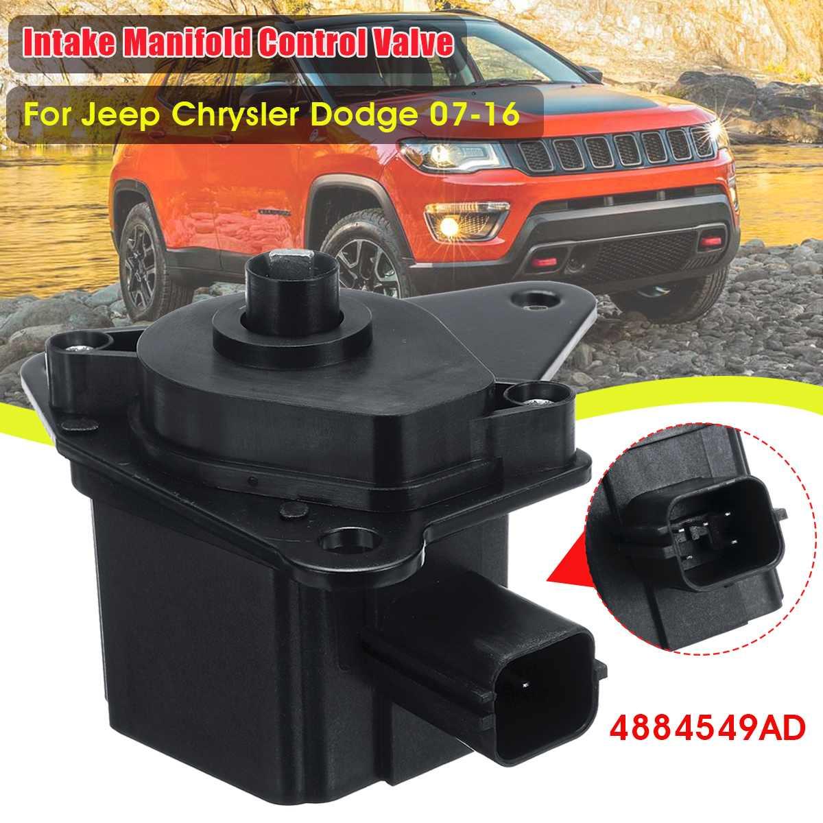 4884549A soupape de commande de coureur de collecteur d'admission de voiture pour Chrysler Sebring pour le voyage de calibre Dodge pour Jeep/boussole Patriot