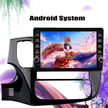 4G+64G Android 10.0 4G Car Radio Multimedia Video Player Navigation GPS For Mitsubishi Outlander 3 2012-2018 2019 2 Din no dvd