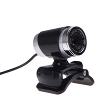 USB 2.0 50 Megapixel HD Camera Web Cam with MIC Clip-on 360 Degree for Desktop Skype Computer PC Laptop(China)