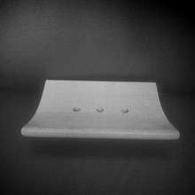 Clear Cement Soap Tray Silicone Mold Simple Modern Concrete