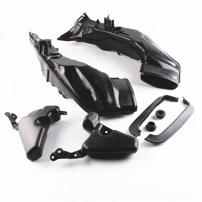 Ram Air Intake Tube Duct For Honda CBR1000RR 2008 2009 2010 2011 Motorcycle Black ABS PlasticRam Air Intake Tube Duct For Honda CBR1000RR 2008 2009 2010 2011 Motorcycle Black ABS Plastic