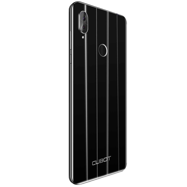 "Cubot X19 Android 8,1 Helio P23 Octa Core teléfono móvil 4000mAh 4GB RAM 64GB ROM 5,93"" FHD + Smartphone 16.0MP 4G LTE teléfonos celulares"