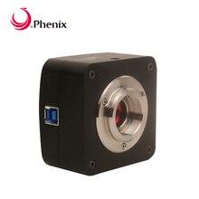 Phenix/микроскоп 16MP высокое Скорость/Defination USB3.0 цифровой Камера Профессиональный стереоскопический биологической промышленная ПЗС Камера