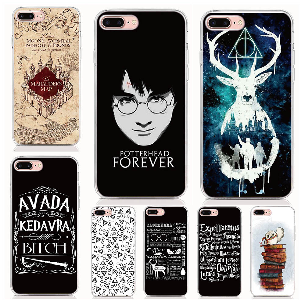 quality design d0ced 0d179 US $3.38 11% OFF For Google Pixel 2 XL 2 XL 3 XL3 Pixel Soft Tpu Silicone  Case Print Harry Potter Back Cover Protective Coque Shell Phone Cases-in ...