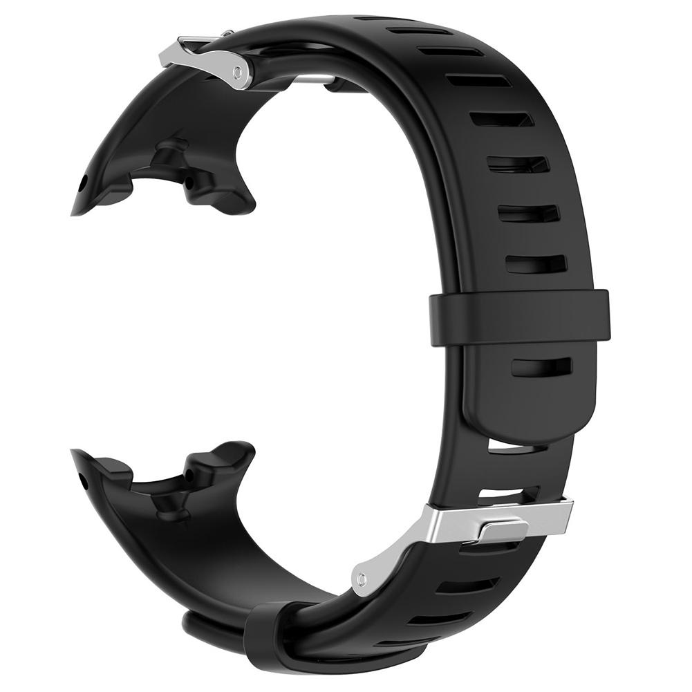 Silicone Replacement Watch Band Watch Strap Wristband For Suunto D4 D4i Novo Dive Computer Watch Comfortable Silicone Strap