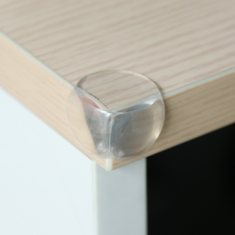 Wholesale Clear Baby Safety Table Edge Corner 3M Tape included Ship from USA