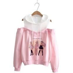 Ariana Grande Sweatshirt No Tears Left To Cry Hoodie Women Cartoon Print God Is A Woman Harajuku Sweatshirts Warm Tops Pullover 6