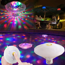 new projector lamp LED Party Underwater light LED Swimming Pool lights LED Tub P20
