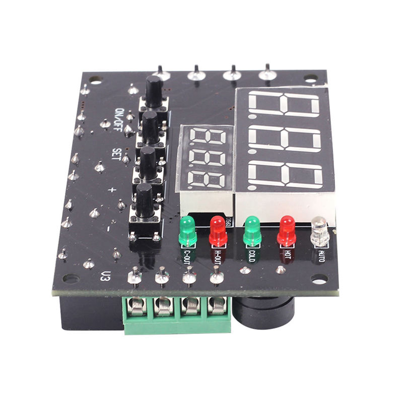 Xh-W1504 Tec Semiconductor Cooler Thermostat Automatic Constant Temperature Controller Bit Control Module
