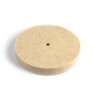 Image 4 - 6 Inch Polishing Buffing Grinding Wheel Wool Felt Polisher Disc 20MM Thickness Woolen Grinding Wheel