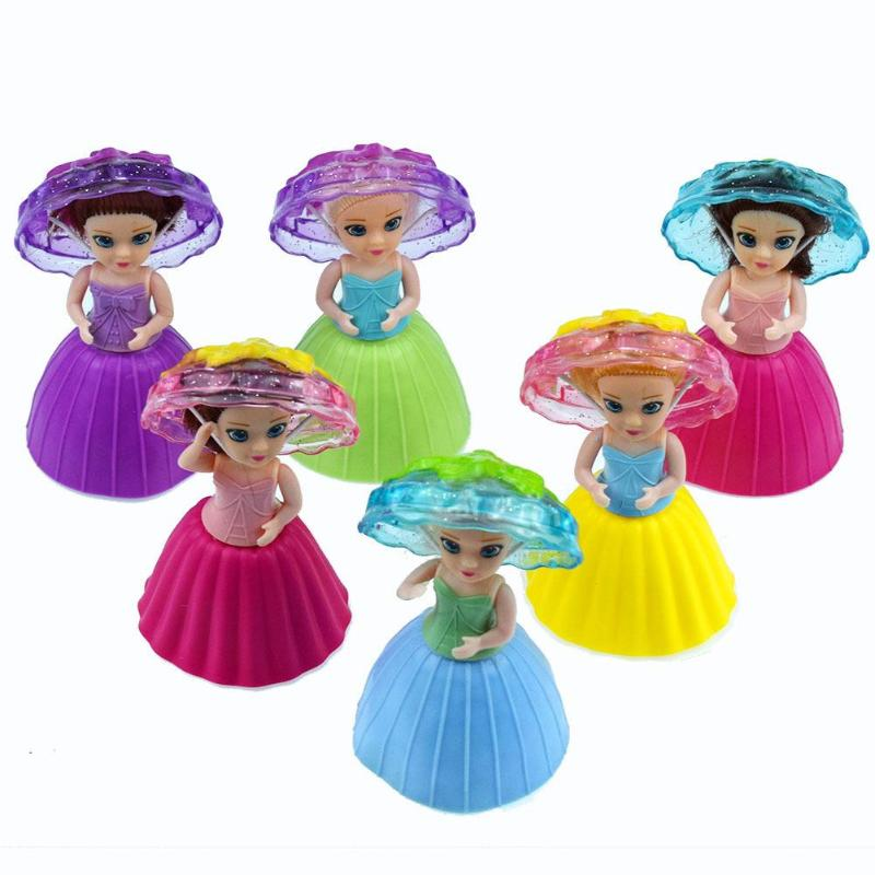 Cupcake Princess Doll Mini Cartoon Toy Transformed Unisex Cake Doll Children Girls Lol Dolls Deformable Diy Toy Wholesale