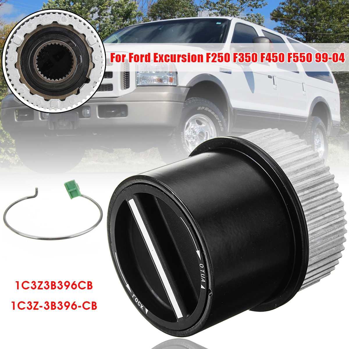 Moyeu de verrouillage automatique avant de voiture 1C3Z3B396CB pour Ford Excursion F250 F350 F450 Super camion