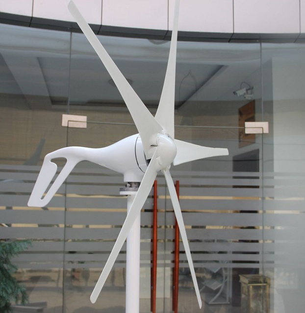 2019 Wind Turbine Generator 400watts Three or Five Blades Option 12V 24V Wind Controller2019 Wind Turbine Generator 400watts Three or Five Blades Option 12V 24V Wind Controller