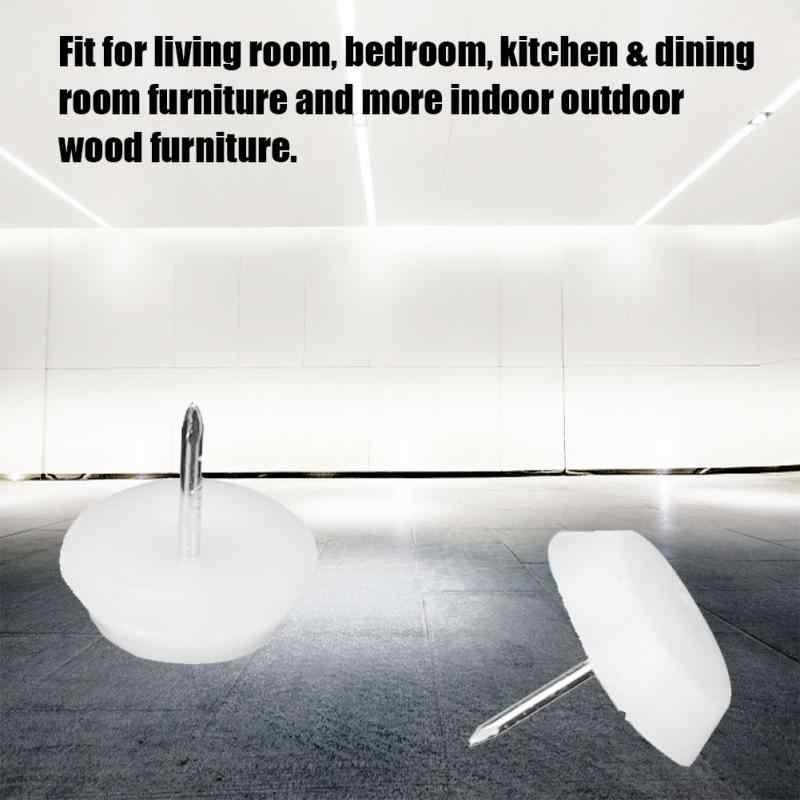 Мебельный гвоздь протекторы нескользящий пол протектор для стула диван ножки стола