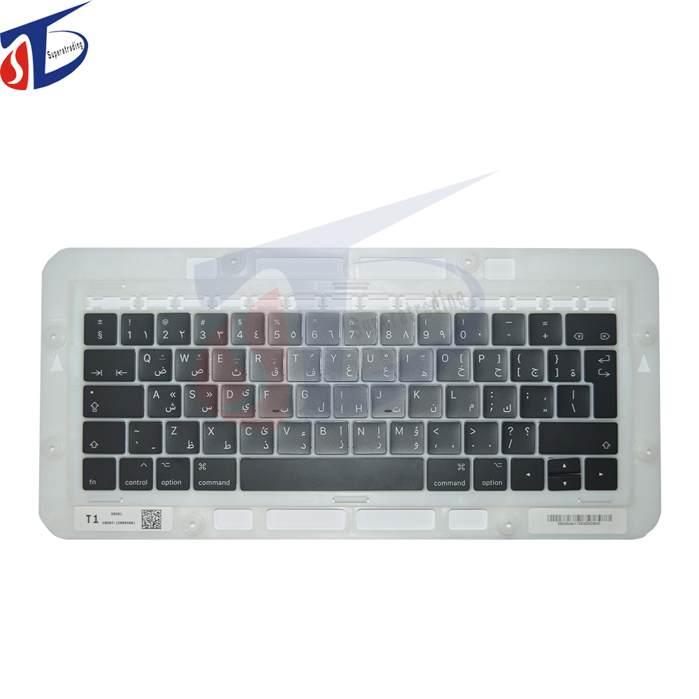 NEW Laptop for font b Macbook b font Pro Retina 13 15 A1706 A1707 Arabic Arab