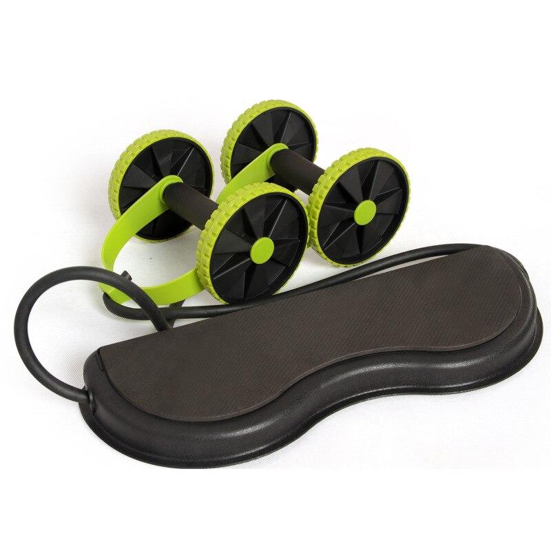 Traction abdominale roue abdominale corde multi-fonction minceur sourdine maison fitness abdominale roue rouleau appareil musculaire roue
