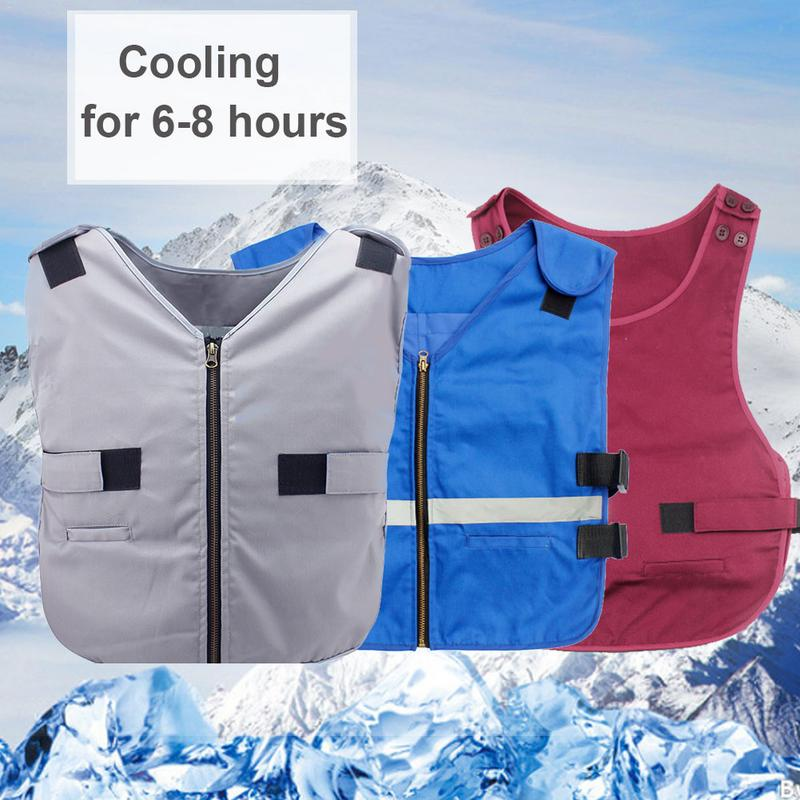 Outdoor Cooling Vest For Cycling Outdoor ActivityOutdoor Cooling Vest For Cycling Outdoor Activity