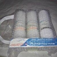 Sıcak satış yedek filtre iki set ön bir paket