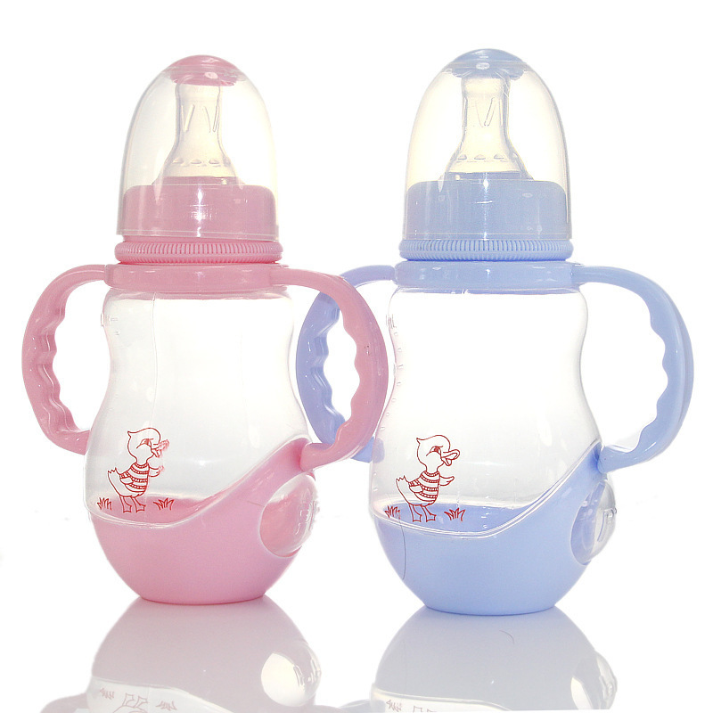 Baby Feeding Bottle Special-purpose Feeding Bottle Defence Flatulence Pp Baby Bottle 160ml