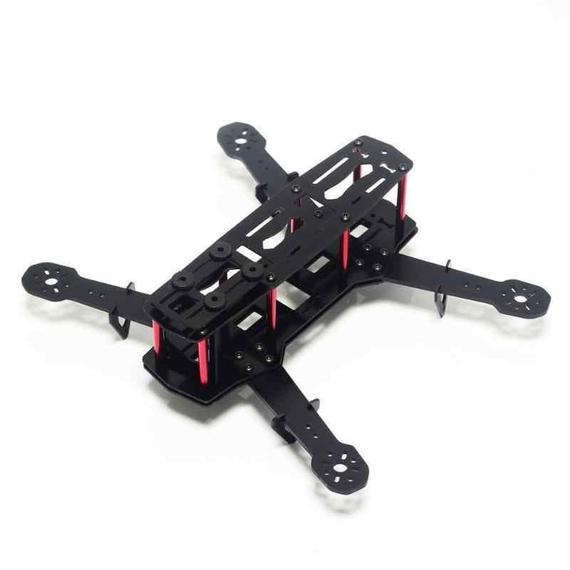 C250 Стекло волокно 4 оси мини 250 FPV Quadcopter рамки H Quad Mini H 250 с видом от первого лица Квадрокоптер рама 4 оси четверной каркасный комплект