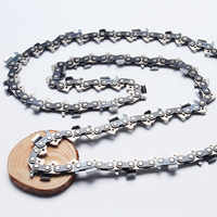 """Chainsaw Chains 3/8 063 guage (1.6mm)"""" Full Tooth Hardeare Chains Sharp Wearable 25 Feet/Roll"""