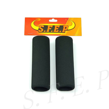 Universal Foam Anit-Vibration Motorcycle Comfort Grip Covers For Honda GROM MSX125 MSX125SF CBR600RR CBR1000RR CBR250R CBR300R