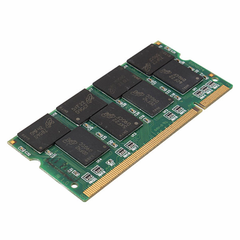 1pc Professional 1GB PC2700 DDR-333MHz Non-ECC Cl2.5 200 Pins Universal Laptop Computer PC DIMM Memory RAM Pohiks