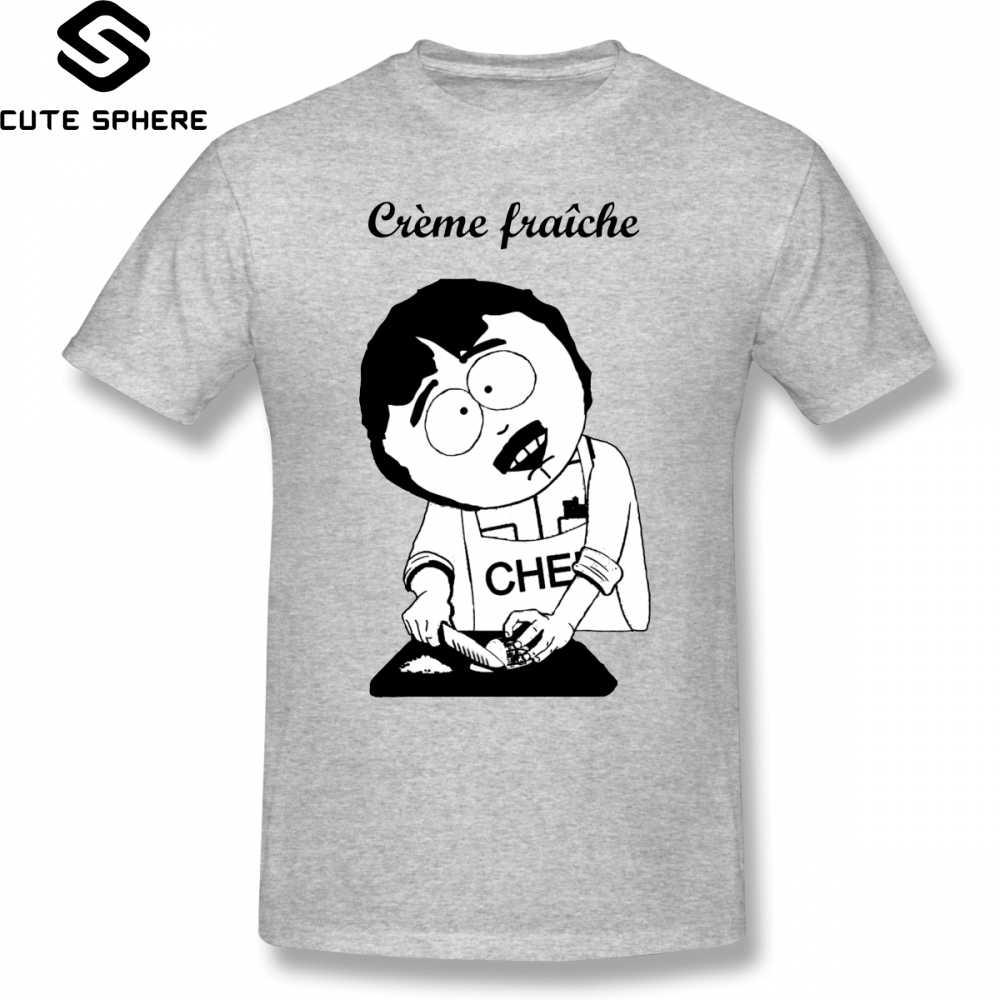 11fb61b6bd97f South Park T Shirt Creme Fraiche South Park T-Shirt Plus size Print Tee  Shirt