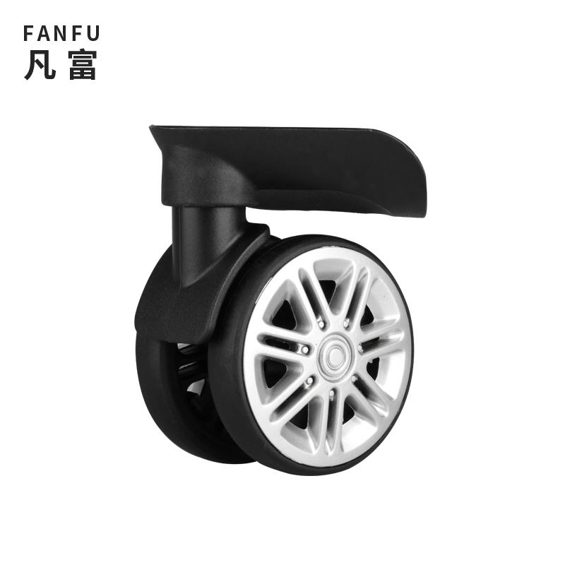 W179 Wheels For Suitcases Accessories Trolley Case Universal Casters Travel Luggage Suitcase  Accessories Wheels Silent Wear