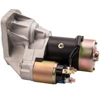 Starter Motor fit for Nissan Patrol GQ GU Y60 Y61 TD42 TD45 4.2L 4.5L TD Diesel ASHI13118 ASHI13118G S2.HI13118 01 73118