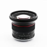 12mm f/2.8 Wide Angle Manual EF M Lens for Canon EOS M M2 M3 M5 M6 M10 M50 M100 Kiss M EOSM 12 mm F2.8