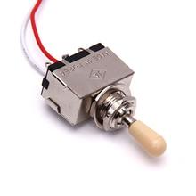 Circuit Wiring 3 Box Toggle Pickup Selector 3WBT/1V/1T/1J 2-500K Pot Electric Guitar Parts fender 500k split pot