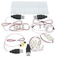 LED Light Kit for Lego for 71040 for Cinderella Princess Castle Brick Decorative Night Light LED Lighting Kit ONLY