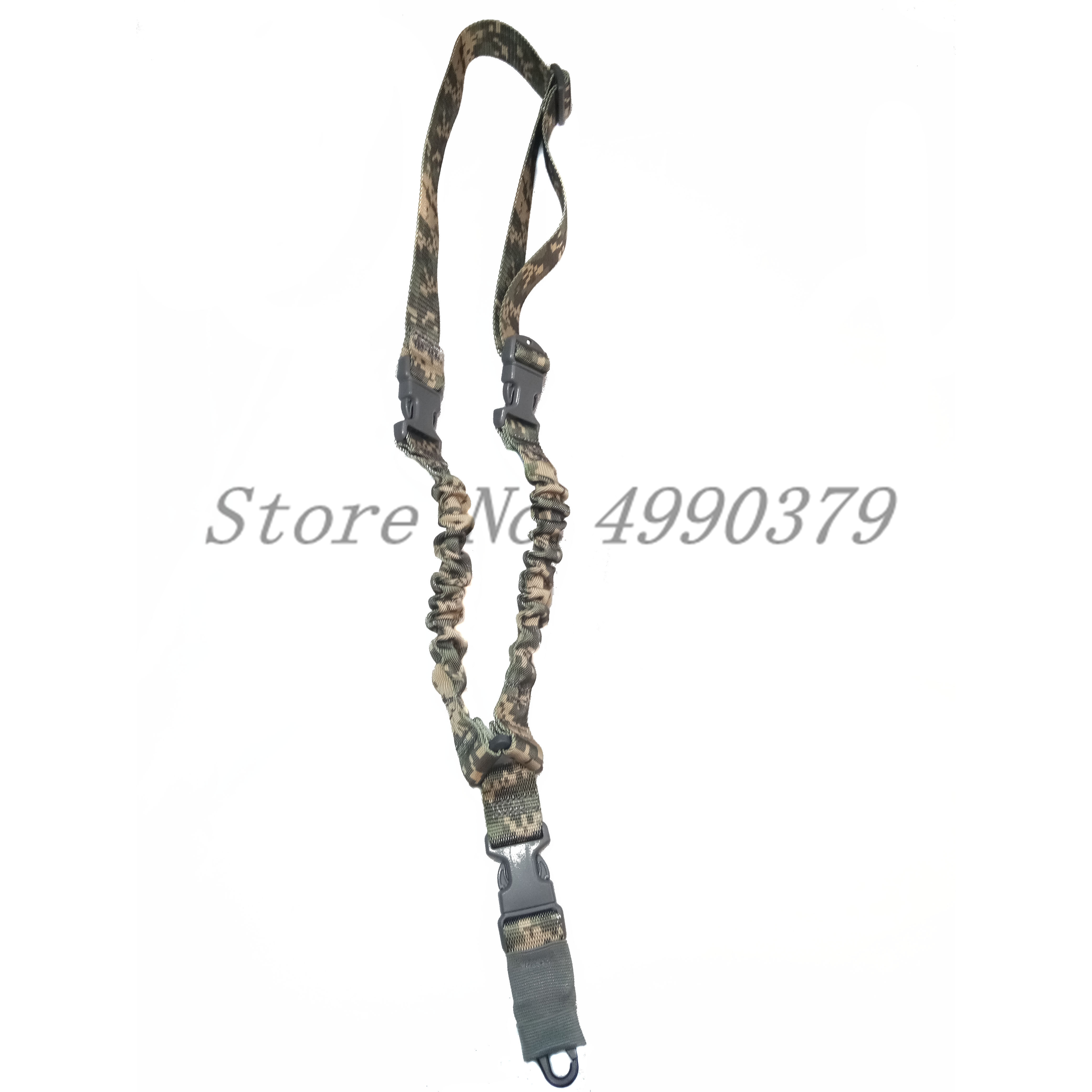 Image 5 - Tactical One PoiRifle Gun Sling Strap System Hunting Adjustable Nylon Single Point Rifle Strap Free Shipping-in Hunting Gun Accessories from Sports & Entertainment