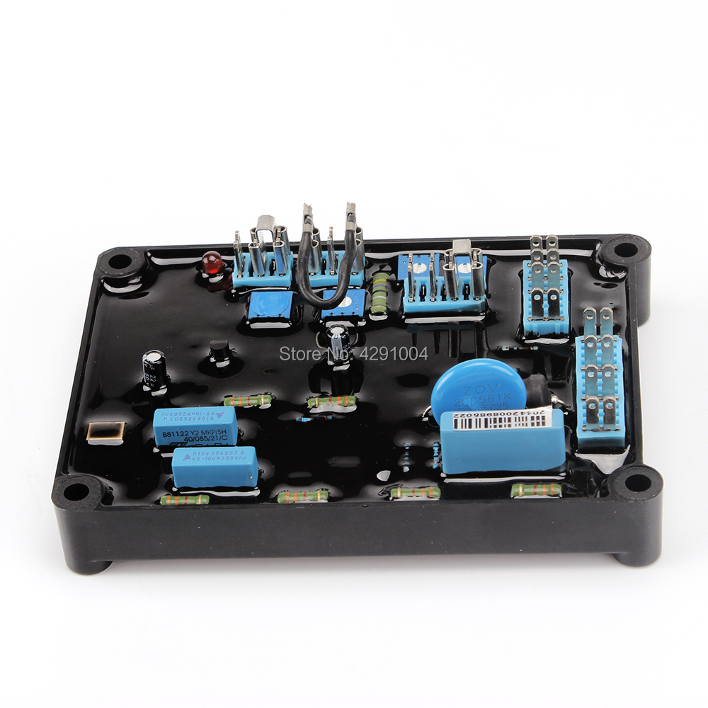 US $40 0 |AS480 AVR Generator Parts Power Stabilizer Automatic Voltage  Regulator on Hot Sale-in Generator Parts & Accessories from Home  Improvement on