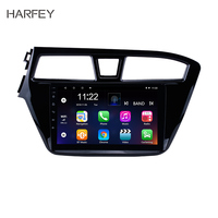 Harfey 2Din GPS автомобильный радиоприёмник Android 8,1/7,1 9 стерео для 2014 2015 HYUNDAI I20 LHD сенсорный экран мультимедийный плеер Wi Fi головное устройство