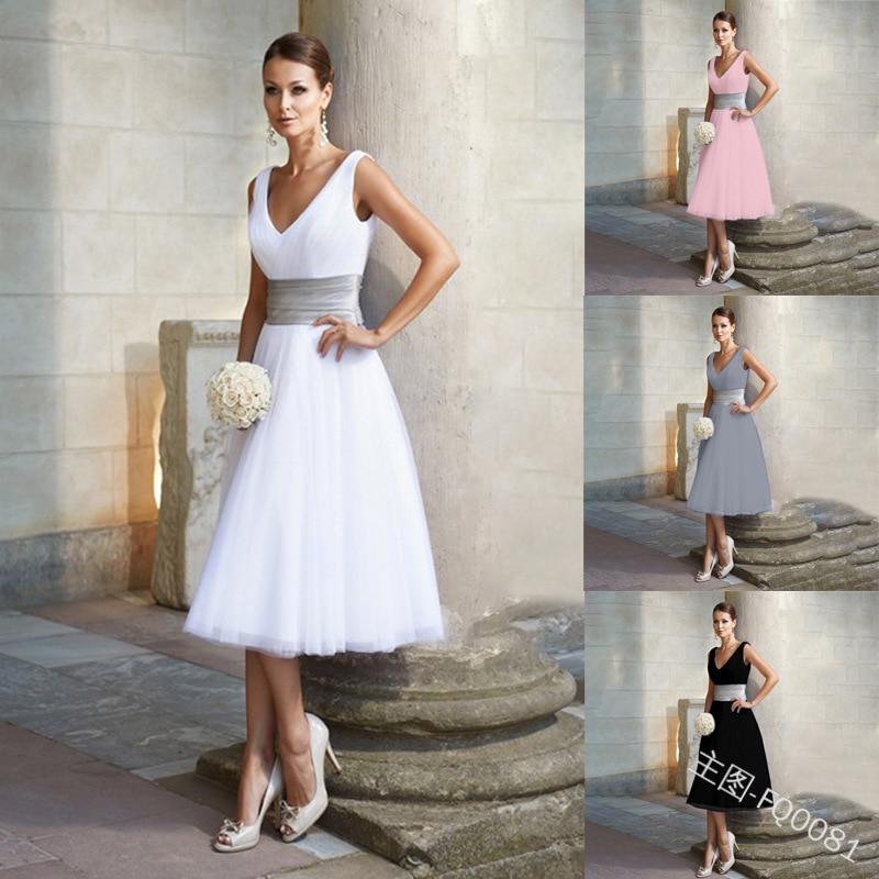 Ladies Simple Style Elegant Multi-Color Choice Casual High Waist A Line Dress