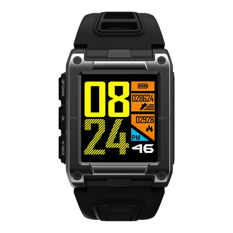 S929 GPS IP68 Waterproof Swimming Smart Watch Heart Rate Monitor Thermometer Altimeter Compass Multi Sport Smartwatch