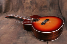 цена на Finlay Professional Full Solid Guitar,42 Jumbo guitar with Solid Spruce Top/ Solid Rosewood Body,OM Body FG-W83