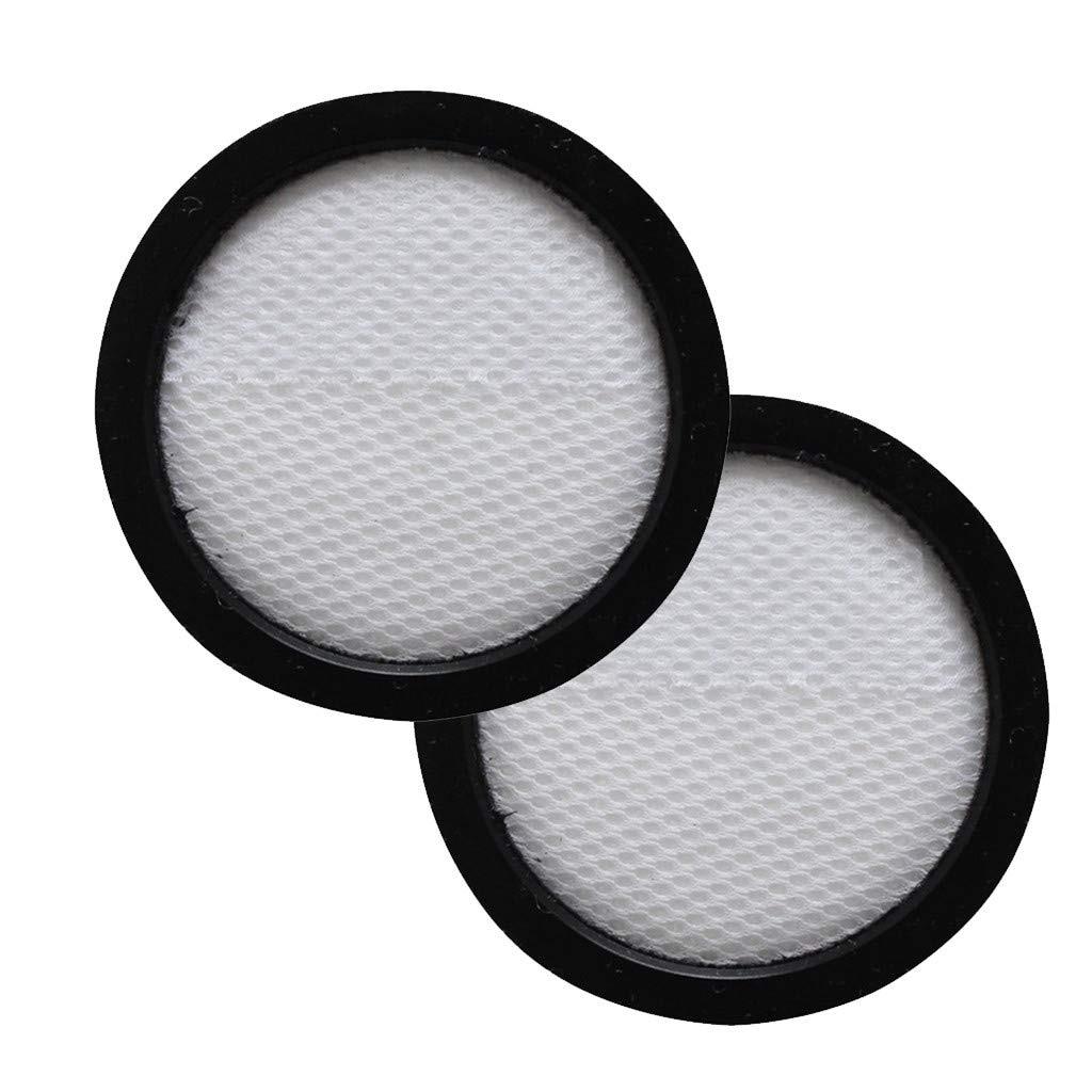 Новинка; Лидер продаж очистки фильтров 2X замена фильтра Hepa для Proscenic P8 пылесос Запчасти Hepa фильтр (для Proscenic P8)