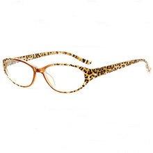 Reading Glasses Small-Frame Women's Plastic Resin R242 Avant-Garde Universal