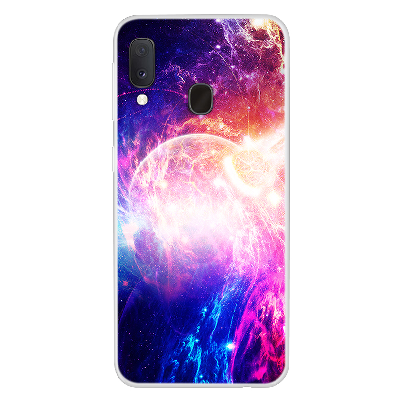Popular Case For Samsung A20e Case Silicone Cool Print Soft TPU Phone Case For Samsung Galaxy A20e Case Coque Funda 5 84 quot Cover in Fitted Cases from Cellphones amp Telecommunications