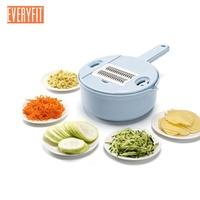 Multi function grater, kitchen chopping artifact, potato wire cutter, household chopper, fruit slicer