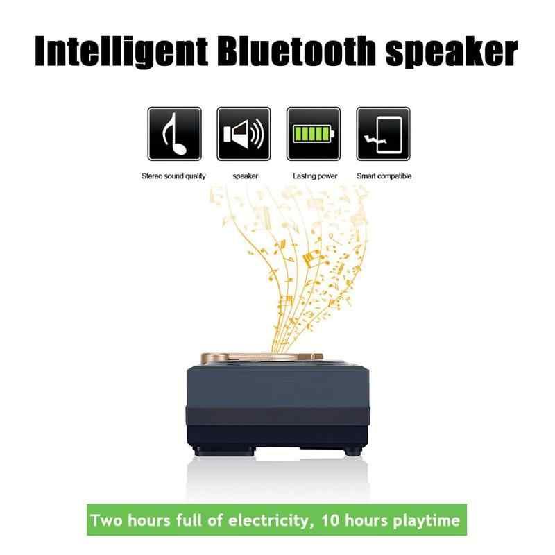 Мини 5 Вт беспроводной Bluetooth динамик перламутровые туфли для невесты Hifi Музыка Аудио плеер Lound для телефона планшеты