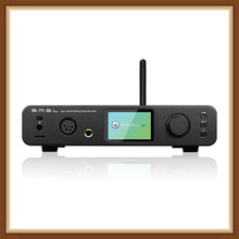 SMSL DP3 Hi-Res Digital Player ES9018Q2C DAC Chip 32Bit/384Khz DSD256 two-way Bluetooth/WIFI/DLAN input