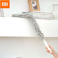 XIAOMI YIJIE YB 01 Soft Cloth Duster Brush Dust Cleaner Brush Mop Bendable Duster Double sided Available Whisk Cleaning Tools