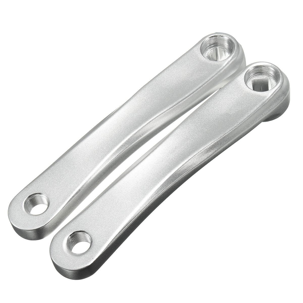 Aluminum Alloy Crank Leg 170mm Rhombus Hole Crank for MTB Bicycle Road Bike