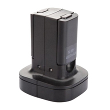 Dual Charger Dock Station With 2Pcs 4800Mah Rechargeable Battery Led Charging Light For Xbox 360 Controller Us Plug